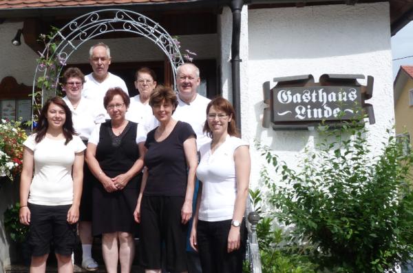 Gasthof Linde, Gasthof Baden Württemberg, Familie Ludwig